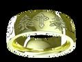 M0301 - 18k Green Gold (6 mm)
