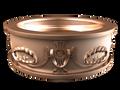 M0405 - 18k Rose Gold (7.5 mm)
