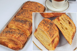 T-Birkets or Almond Croissants