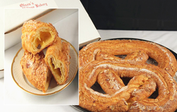 Olsen's Danish Almond Custard Kringle