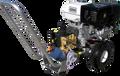 PPS4042HC 4.0 GPM @4200 PSI GX390 Honda Engine, CAT 66DX Pump