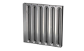 16x16x2 Stainless Steel Trapper® Grease Filter by Kason®