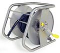 Legacy Stackable Hose Reel - 100' Stainless Steel