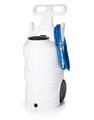 10 GAL PORTABLE FOAM UNIT-NATURAL-VITON-AIR HOSE WATER SEPARATOR
