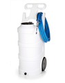 20 GAL PORTABLE FOAM UNIT-BATTERY OPERATED-NATURAL--SANTO-SS BALL VALVE WAND