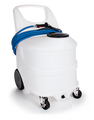 30 GAL PORTABLE SPRAY UNIT-NATURAL-TEFLON/POLYPRO PUMP