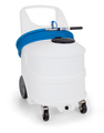 30 GAL PORTABLE GEL UNIT-NATURAL-KALREZ-AIR HOSE WATER SEPARATOR