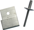 CLIP AND RIVET SET WW3116 12 REQUIRED
