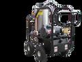5230-30A1, 4 Wheel Portable Direct Drive Electric Models, 5.0 GPM @ 3000 PSI, 10 HP, 230V/1PH/44A, AR Pump