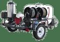 TRS/4012-40HA, 4.0GPM @ 4000 PSI, GX390 Honda, AR Pump (w/o Hose)