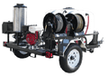 TRS/4012-40HG, 4.0GPM @ 4000 PSI, GX390 Honda, GP Pump (w/o Hose)
