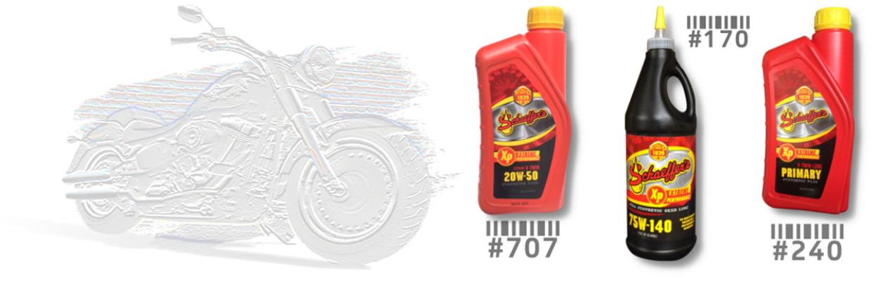 Schaeffer Harley Davidson oil