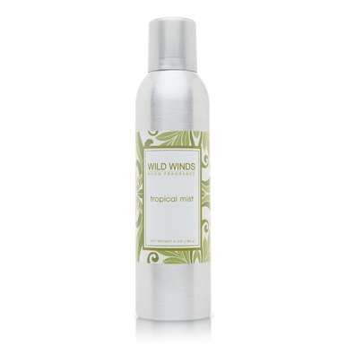 Wild Winds Tropical Mist Room Fragrance Made With Essential Oils