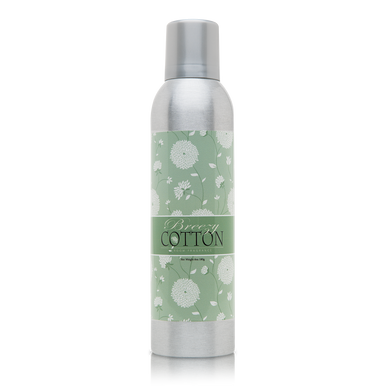 Breezy Cotton Green Room Fragrance Made With Essential Oils