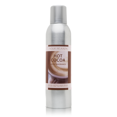 Your Season Hot Cocoa Room Fragrance Made With Essential Oils