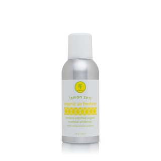 Organic~ Lemon Zest Room Fragrance