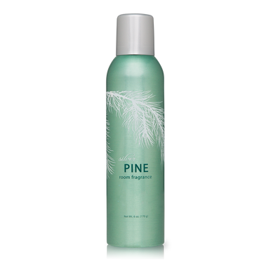 Silver Pine Room Fragrance Made With Essential Oils Green Can