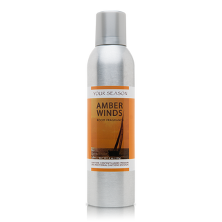 Your Season Amber Winds Room Fragrance Made With Essential Oils