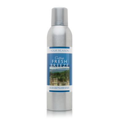 Your Season Cotton Fresh Breeze Room Fragrance Made With Essential Oils