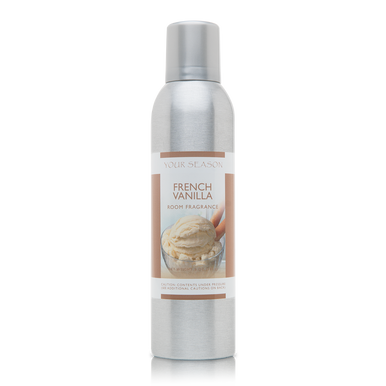 Your Season French Vanilla Room Fragrance Made With Essential Oils