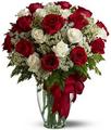 Three Dozen True Love Roses