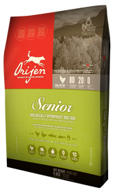 Orijen Senior Dog Food (choose size to view price)