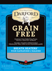 Darford Grain Free Breath Beaters Biscuits (12 oz.)
