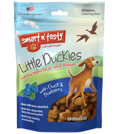 Smart N' Tasty Little Duckies with Blueberry