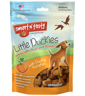 Smart N' Tasty Little Duckies with Pumpkin