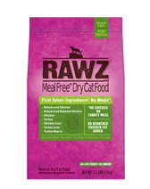 Rawz Chicken Turkey Cat Kibble (Choose size to view price)