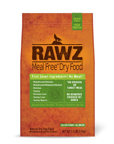 Rawz chicken turkey dog food choose size to view price excel pet image 1 forumfinder Gallery