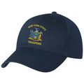 1517-NAVY STATE SEAL CAP