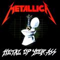 Metallica-Metal Up Your Ass-NEW LP RED