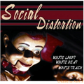 SOCIAL DISTORTION-WHITE LIGHT,WHITE HEAT,WHITE TRASH-'96 Punk Rockabilly-NEW LP
