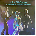 U2-360 tour-A Beautiful Day In Munich-2010 LIVE-NEW 2LP