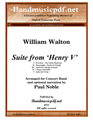 Suite from 'Henry V'