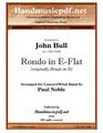 Rondo in E-Flat