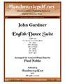 English Dance Suite - Revised Arrangement