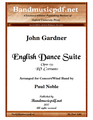 English Dance Suite - IV Corranto