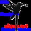 80106 Hummingbird Finial (80106)