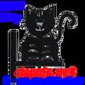 80111  Kitty Finial (80111)