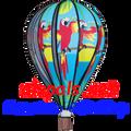 """5 O'Clock 22"""" Hot Air Balloons (25765)"""