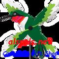 "Hummingbird 22"" : Whirligig"