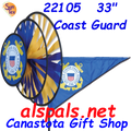 22106  Coast Guard Triple Spinners (22105)