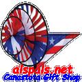 25314  Patriotic Triple Spinners (25314)