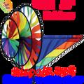 25311  Rainbow Triple Spinners (25311)