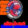 21709  Patriotic Triple Wheel: Special Pricing (21709)