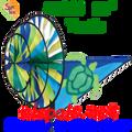 22144  Turtle Triple Spinners (22144)