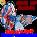 27131  Seashells Triple Spinners (27131)