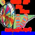 22142  Flip Flops Triple Spinners (22142)